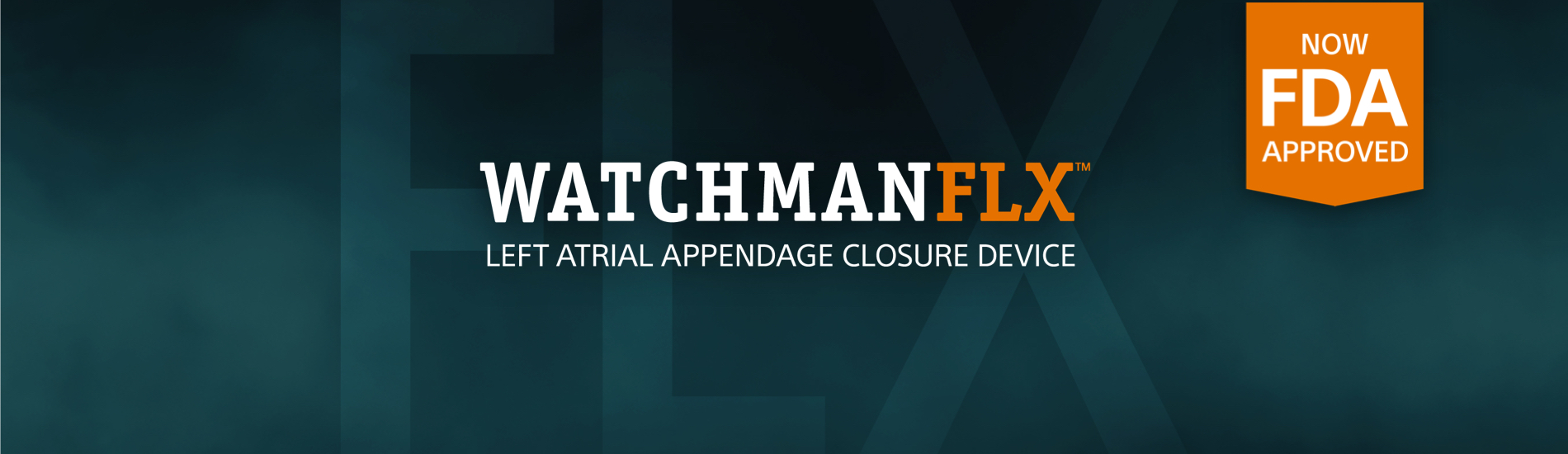 WATCHMAN FLX Left Atrial Appendage Closure Device